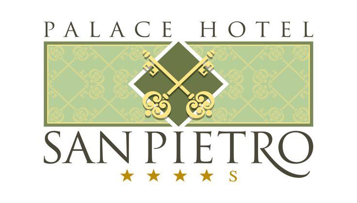 Palace hotel San Pietro - New branding #logo #marchio #ristorante #hotel
