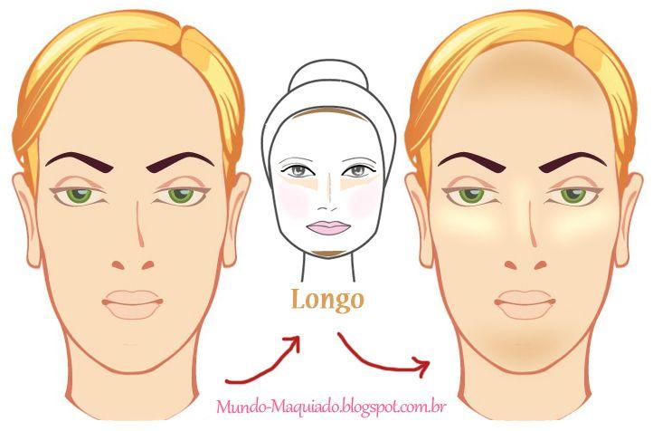 Olá gatona, tudo bem? :D Agora que vocês já sabem Como identificar o formato do seu rosto e a importância de saber sobre isso, chegou a h...