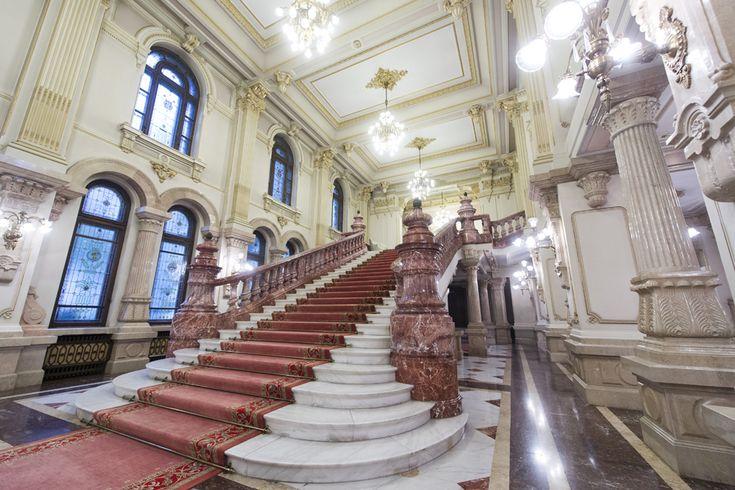 Foaier, Palatul Cotroceni (Octav Ganea)