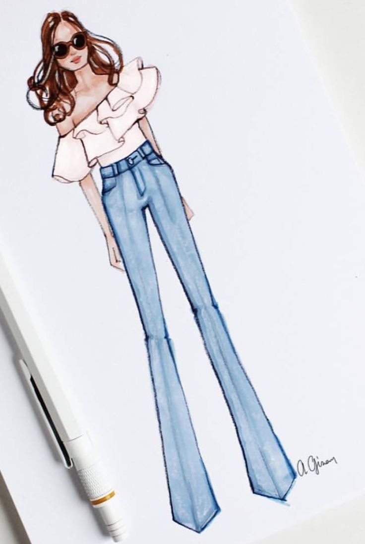 25 best ideas about fashion sketches on pinterest