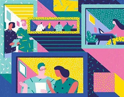 NYT ? How to make work better? #behance #design @GoaShape