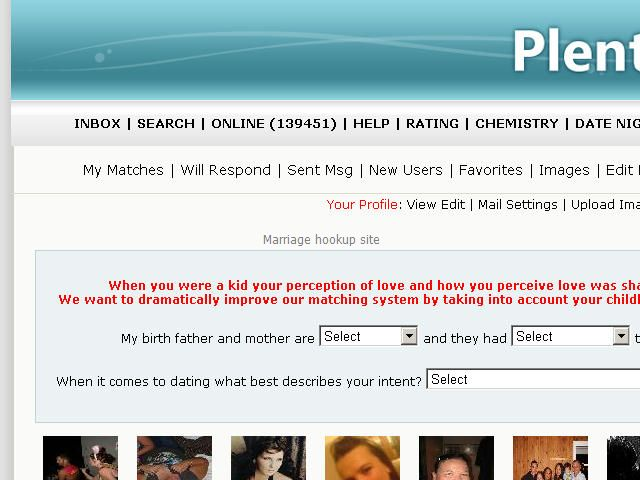 Suggested headlines for dating sites