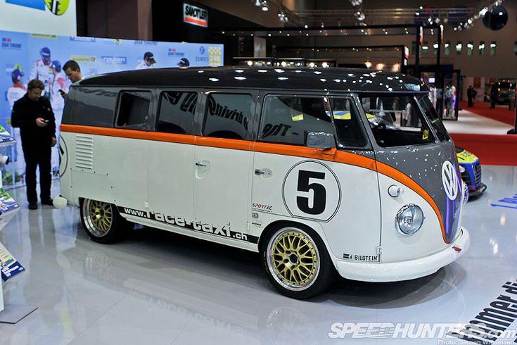 Essen Motor Show a Custom Rides Paradise in Germany - World Car Scene