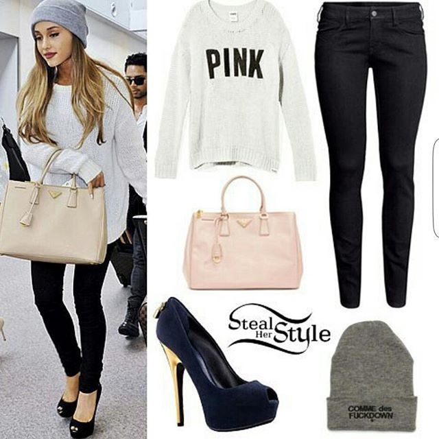 9 Best ♡ Ariana Grande Outfits ♡ Images On Pinterest