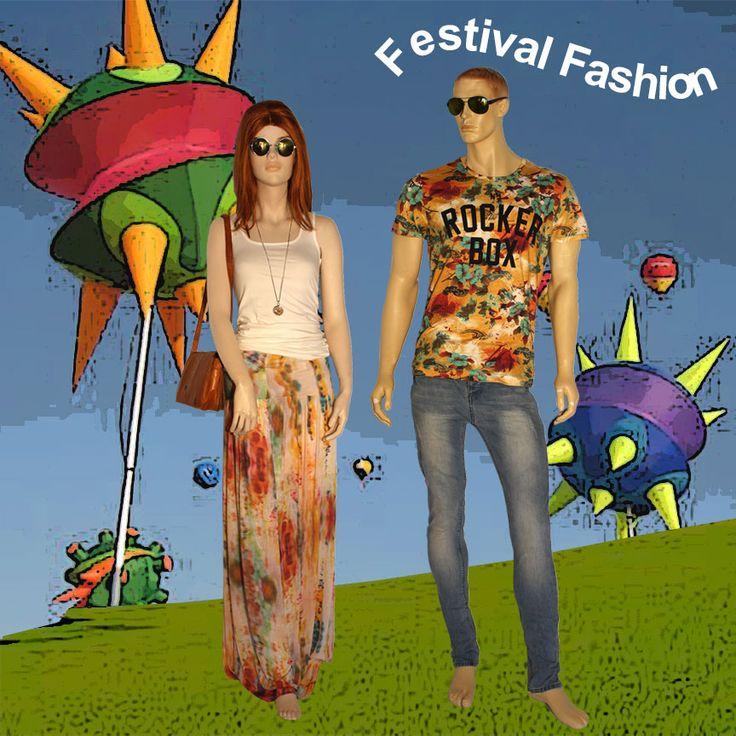 Festival Fashion bij United Fashion Outlet