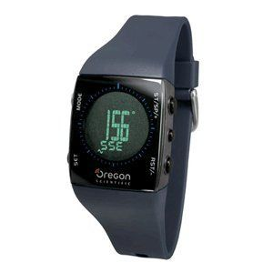 Oregon Scientific RA122 Track Digital Compass Watch by Oregon Scientific. $54.99. Equipped with digital clock, stopwatch, backlight, and reverse LCD display, this versatile watch can be used while hiking or exploring the city with the built-in digital compass. This watch makes it the perfect companion when venturing outside. It's a perfect tool when exploring the great outdoors, but its timeless design makes it wearable in any casual situation. Thanks to its moderate s...