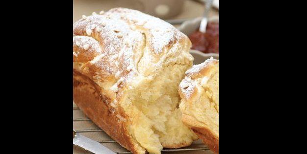 La ricetta del pan brioche con la panna montata nell'impasto   Ultime Notizie Flash