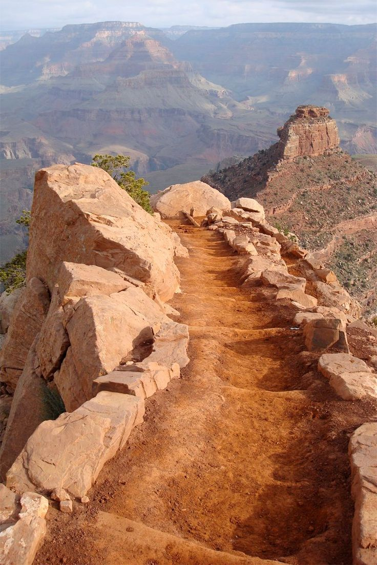 four worlds most exotic trails kaibab4 The World's Most Exotic And Incredible Trails/Grand Canyon