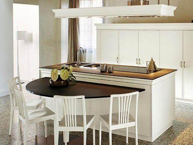 fonksiyonlu mutfak masası