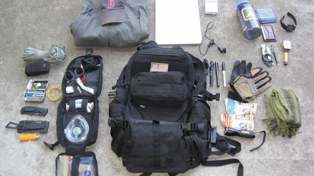 As you'd probably guess, being an EMT means you tend to keep a good amount of first aid gear on you at all times. Everyday Carry reader Tony shares his bag that's packed with enough gear to patch up just about anyone until help arrives.
