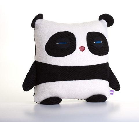Des coussins plus adorables les uns que les autres ! J'ai le panda et le hibou !