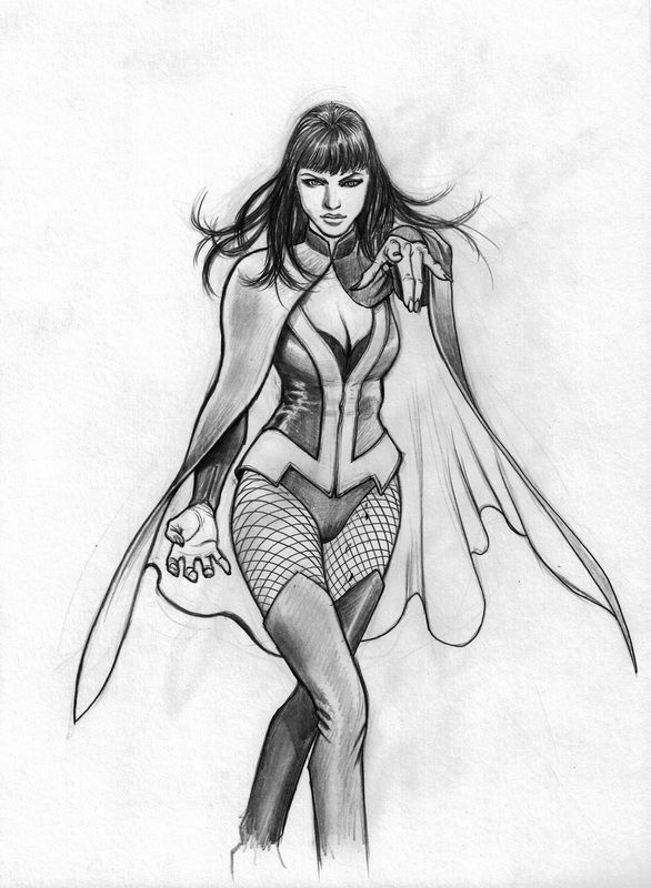 Zatanna - Justice League Dark