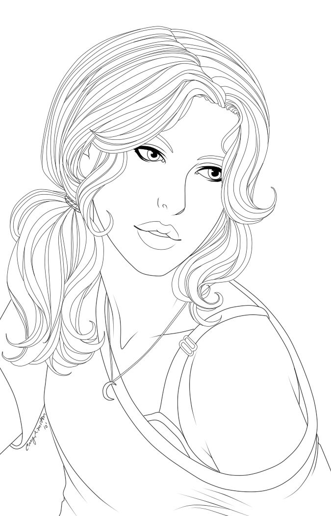 916 Best Coloring Women Images On Pinterest Drawings Coloring Coloring Pages Recolor