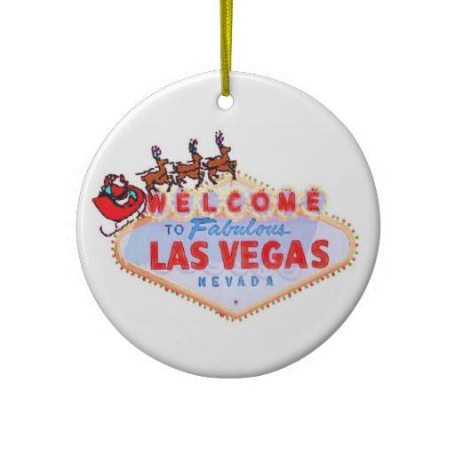 1000+ Images About Las Vegas Christmas Ornaments On Pinterest