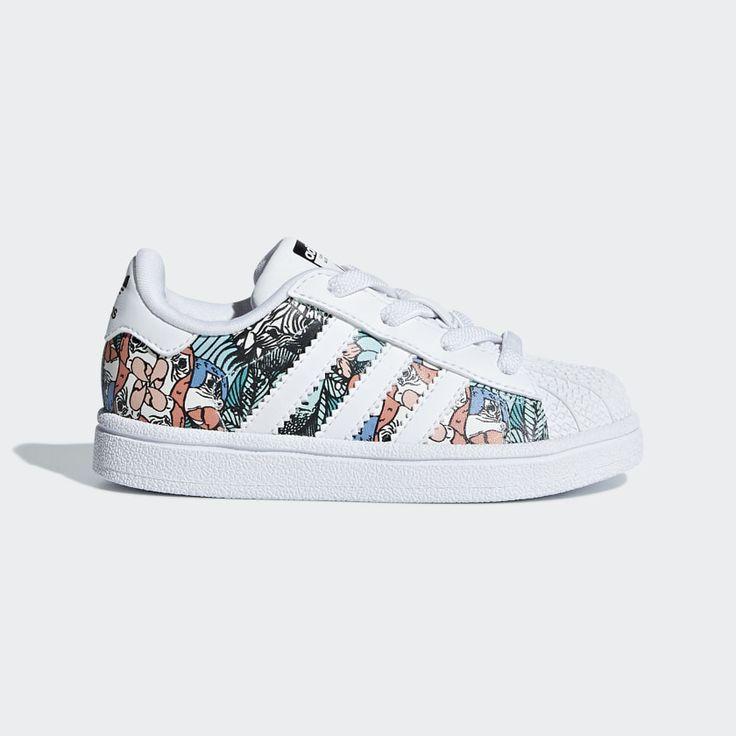 Adidas Superstar Niños Zapatos en 2020 | Zapatillas adidas ...