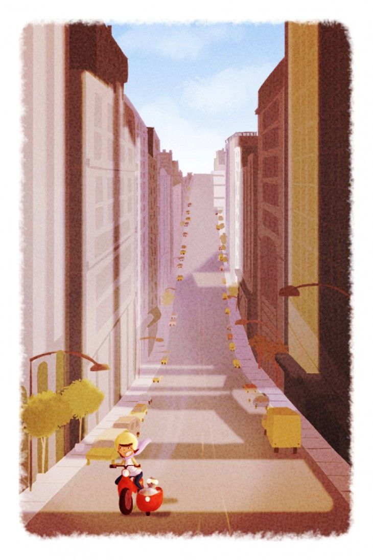 Everyday Love | Art of Nidhi Chanani | Sidecar - Blank Card Greeting Cards Blank