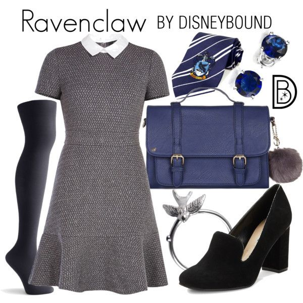 Disney Bound - Ravenclaw