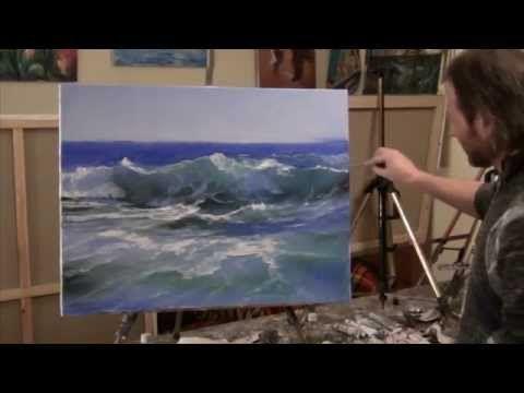 Полный видеоурок Игоря Сахарова Прозрачная волна - YouTube