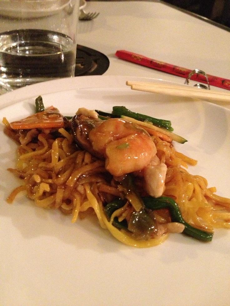 Tagliatelle Shanghai - Ristorante Mandarin 2. www.lov-eat.blogspot.it