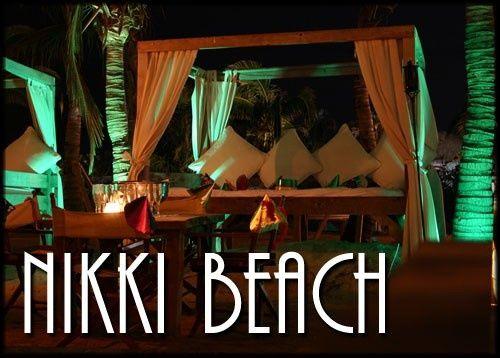 nikki+beach+miami | ... Celebration Nikki Beach Style at Nikki Beach Club South Beach Miami