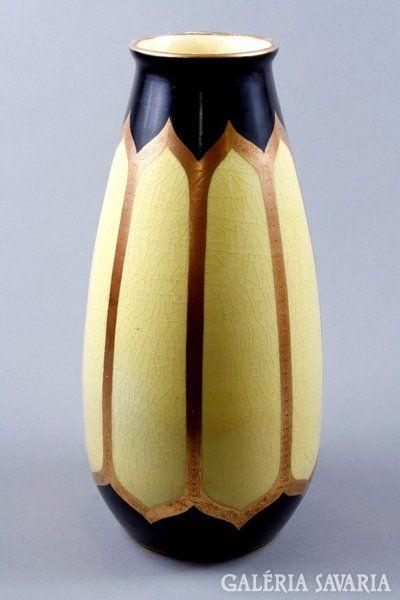 Fischer Emil szecessziós váza