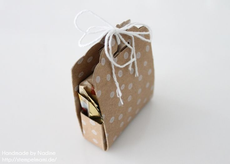 Anleitung Tutorial Stampin Up Box Verpackung Tasche Goodi Tag 019