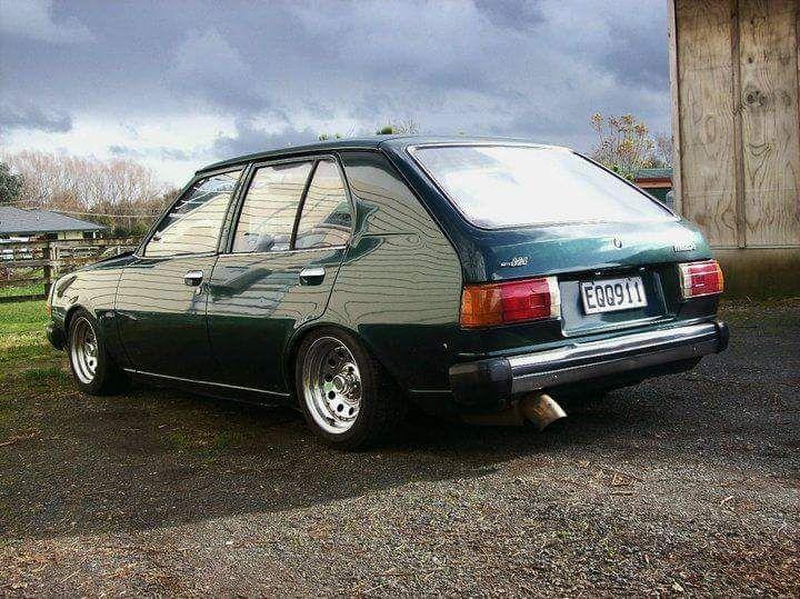 Mazda Familia Lowered Jdm Stance Automotive Pinterest