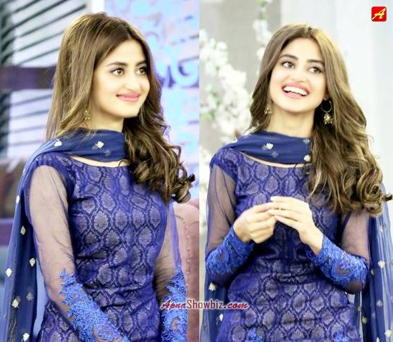 #ApnaShowbizFlashbackWeek - #BestOf2015 Beautiful Clicks of Sajal Ali