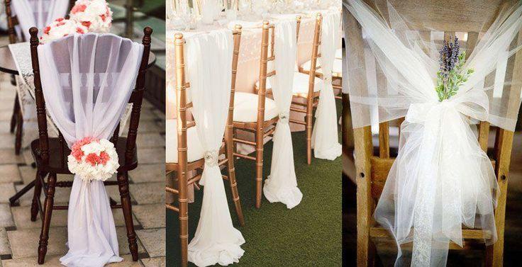 украшение стульев на свадьбу: 19 тыс изображений найдено в Яндекс.Картинках