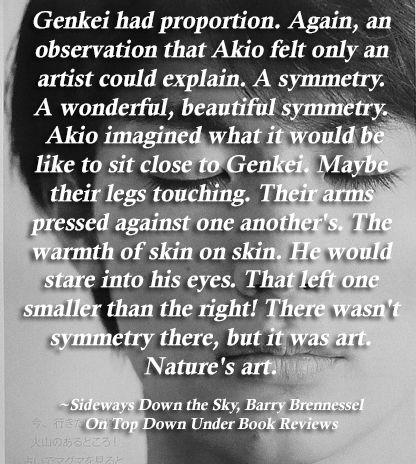 .... http://ontopdownunderbookreviews.com/sideways-down-the-sky-barry-brennessel/