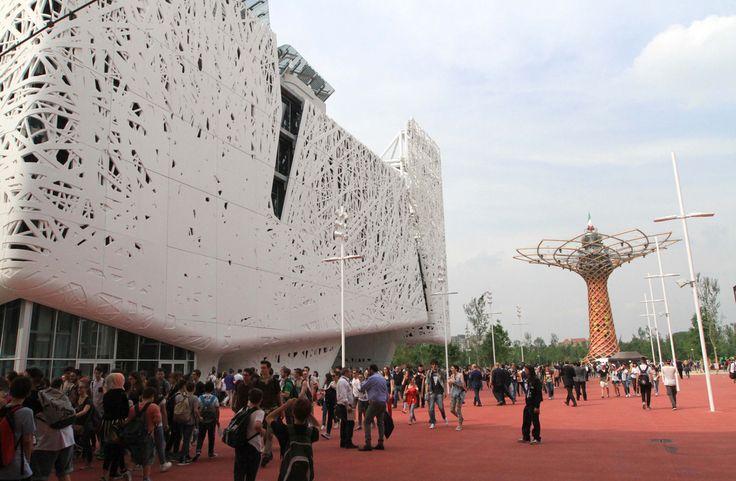 #ItalianPavilion #Expo2015