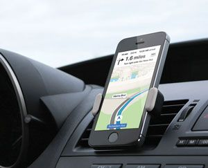 The three best car mounts for your smartphone. Click to see them all!