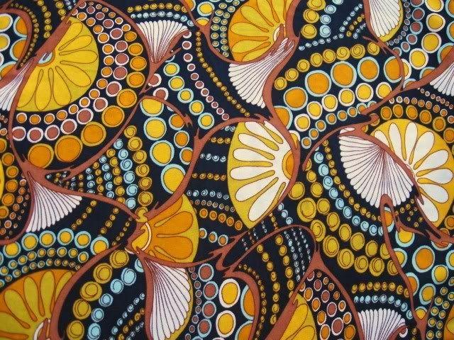 Best 230 retro fabric design images on pinterest design for Retro fabric
