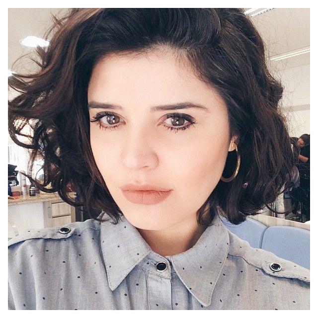 """1,126 Likes, 42 Comments - Débora Alcântara (@deboralcantara) on Instagram: """"Quem viu meu vídeo sobre cabelo no canal do @tudoorna? ❤️"""""""