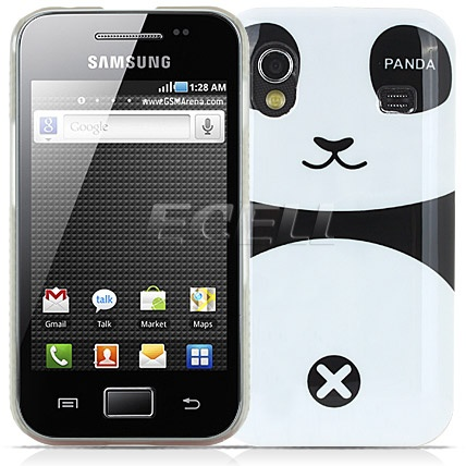 A new cover for my Galaxy Ace via Ebay
