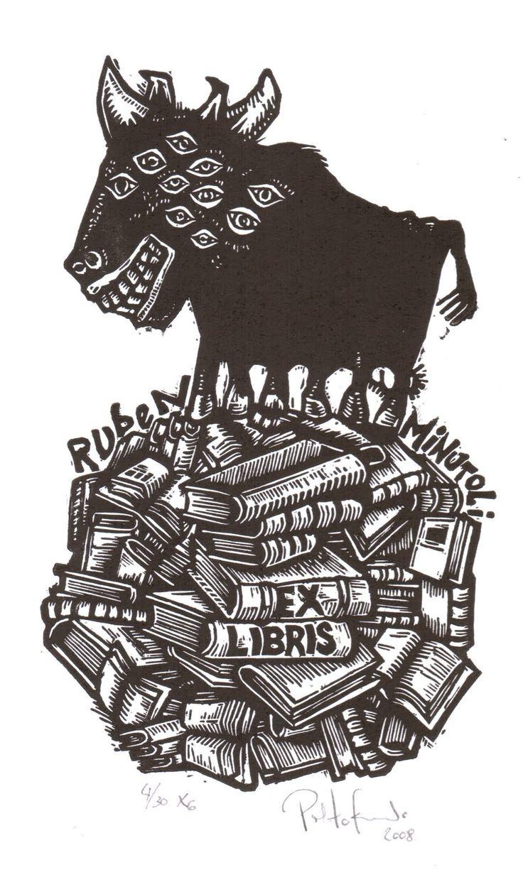 28 besten Ex Libris Bilder auf Pinterest   Exlibris, Poster und Tiere