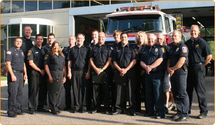 Fire Department's Volunteer Efforts Made Easy with SignUpGenius scheduling. Great for non-profit groups!