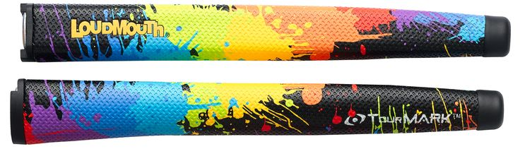 'Paintballs' Oversize. Purchase online at www.tourmarkgrips.com