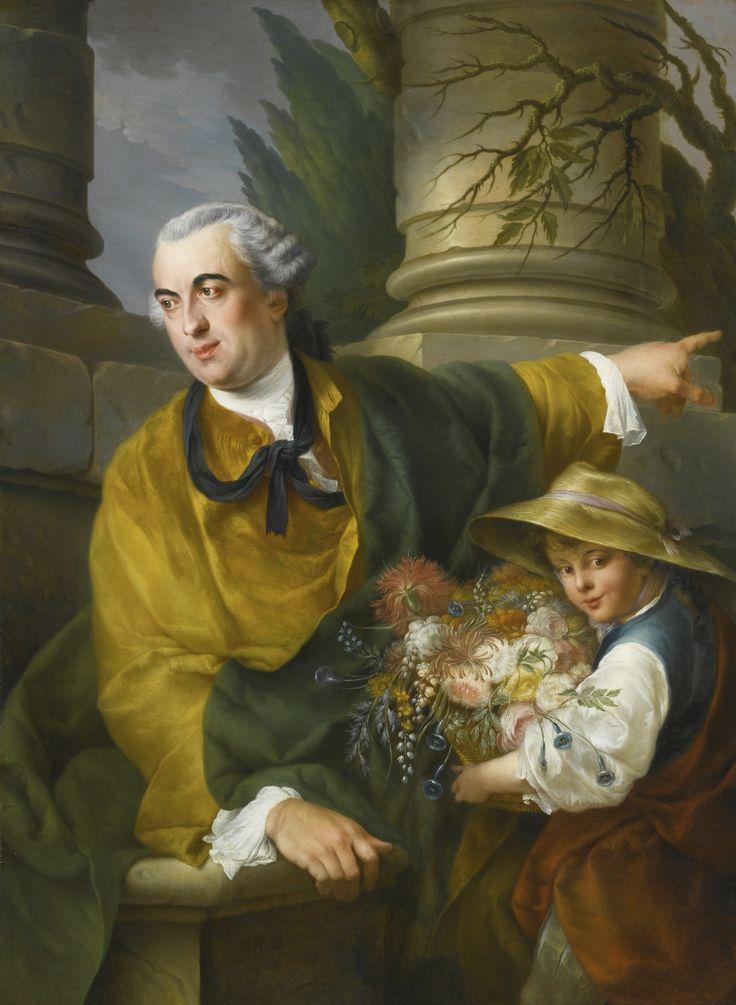 Louis-Gabriel Blanchet   lot   Sotheby's