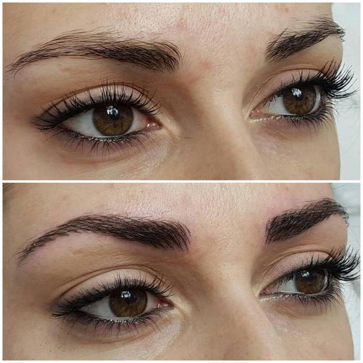 Maquillage permanent sourcils marseille toulon maquillage permanent sourcils poils poils - Maquillage permanent sourcils poil a poil ...