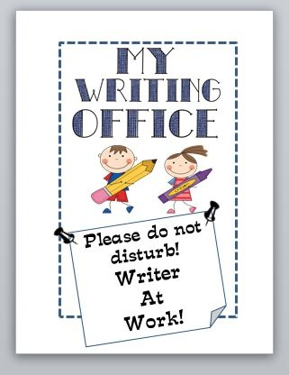 Third Grade Thinkers: Writer's Workshop: Creating A Writing Office
