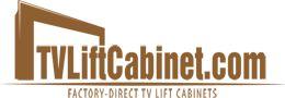 Custom Built TV Lift Cabinets | Build Your Dream TV Cabinet Today | TVLiftCabinet.com CUSTOM