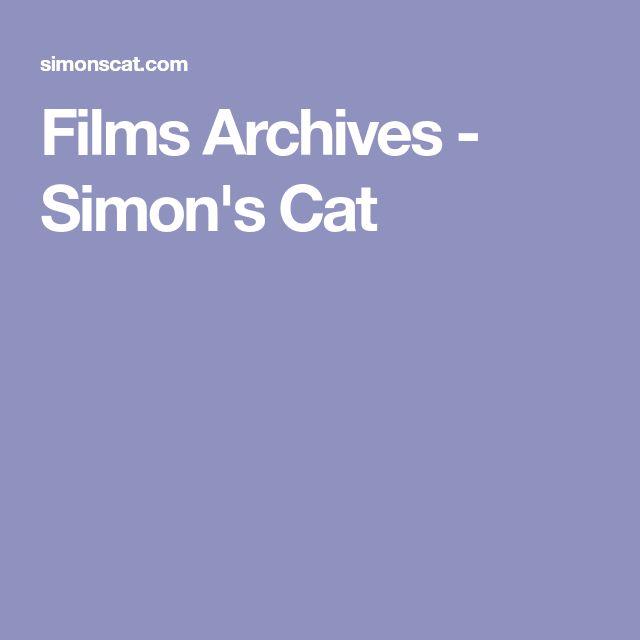 Films Archives - Simon's Cat