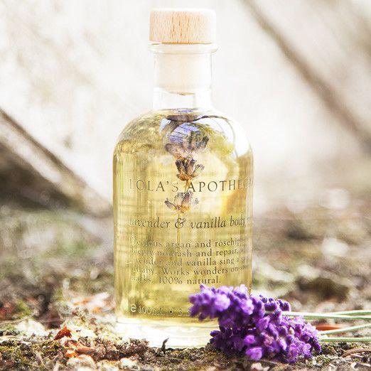 Lola's Apothecary - Golden Elixir of Lavender 100ml, £32