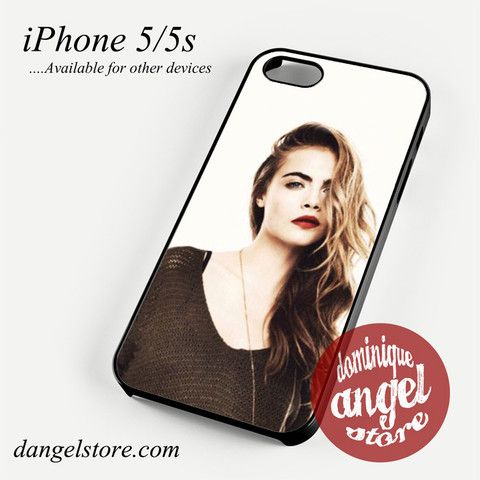 Cara Delevingne 2 Phone Case for iPhone 4/4s/5/5c/5s/6/6s/6 Plus