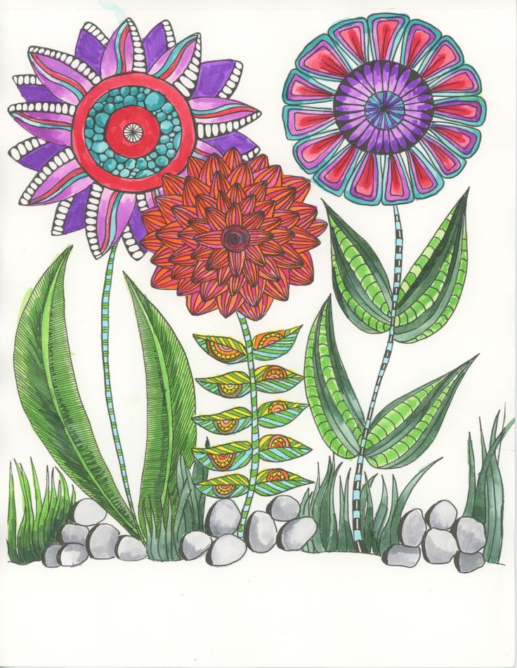 From The Inkspirations For Women Coloring Book It Is Great To Make Time