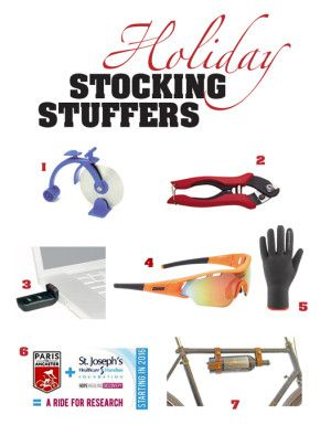 Pedal Annual Holiday Gift Guide 2015 Part 4 – Stocking Stuffers