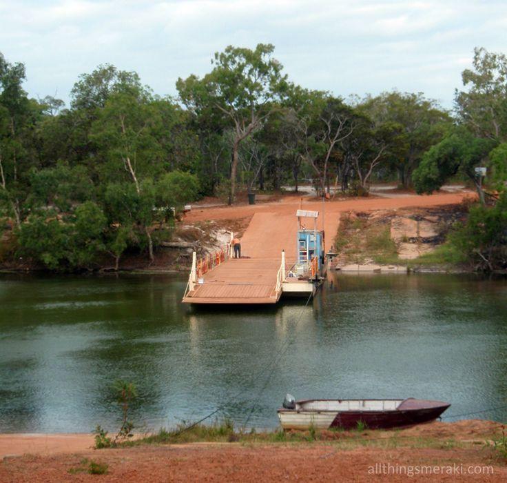 Jardine River Ferry, Cape York Peninsula