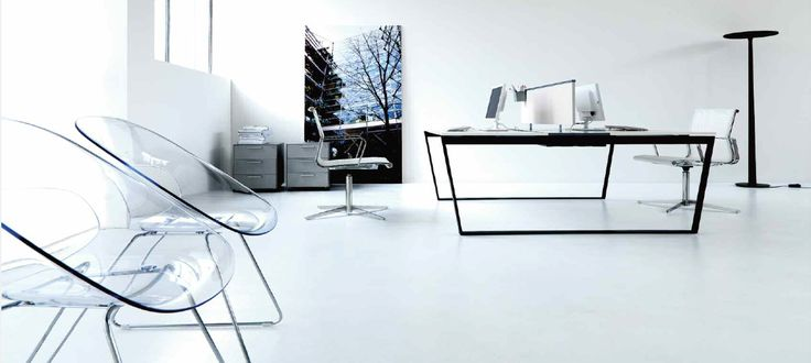 The ARKO desk by IVM is a perfect functional and aesthetically pleasing piece of furniture for the office. http://www.interoffice.co.uk/