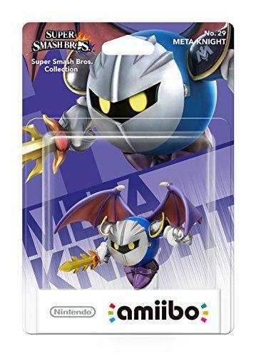 Nintendo amiibo Super Smash Bros. - Meta Knight (Nintendo Wii U/3DS)